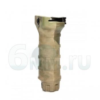 Ручка тактическая (быстросъём.) TGD Battle Grip LONG (A-TACS FG)
