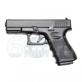 Страйкбольный пистолет (KJW) GLOCK 23 KP-03 металл Black (GGB-9906SM)