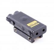 Фонарь + Red Laser на планку RIS (compact)