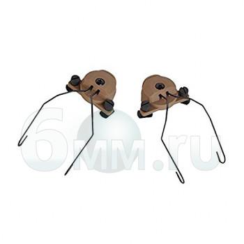 Крепление на шлем EXFIL для наушников MSA SORDIN (TAN) Z150