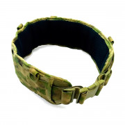 Пояс (TORNADO airsoft) war belt A-TACS FG