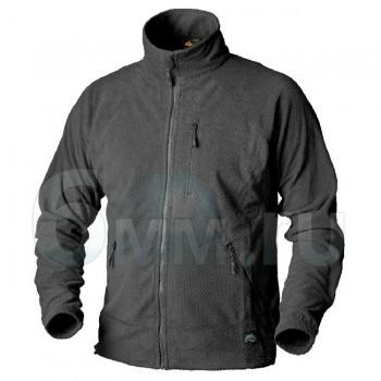 Куртка (Helikon-Tex) Alpha Tactical Jacket-Grid Fleece (Black) XL