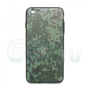 Чехол для IPhone 6 Plus/6S Plus (Цифрофлора) силикон