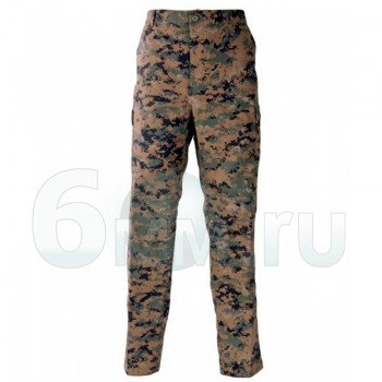 Брюки (Propper GG) BDU MR (D.Woodland)