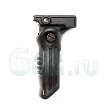 Ручка тактическая (Cyma) RIS Grip складная Black C57