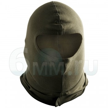 Балаклава (Helikon-Tex) One Hole Balaklava-Cotton Olive
