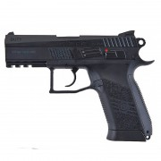 Страйкбольный пистолет (ASG) CZ-75D Compact CO2 металл