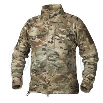 Куртка (Helikon-Tex) Alpha Tactical Jacket-Grid Fleece (Camogrom) XL