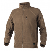 Куртка (Helikon-Tex) Alpha Tactical Jacket-Grid Fleece (Coyote) M