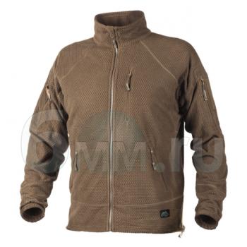 Куртка (Helikon-Tex) Alpha Tactical Jacket-Grid Fleece (Coyote) XL
