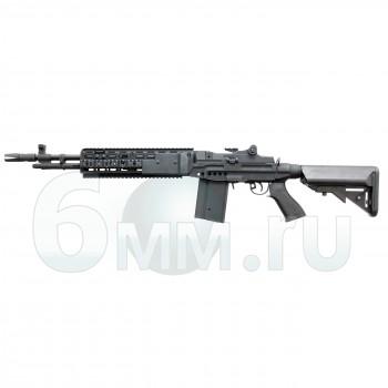 Страйкбольная винтовка (Cyma) CM032 M14 EBR металл Black