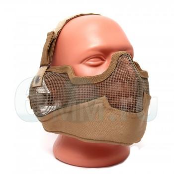 Маска защиты лица МАУС TMC (TAN)