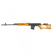 Страйкбольная винтовка (Cyma) СМ057 SV-Dragunov AEG wood