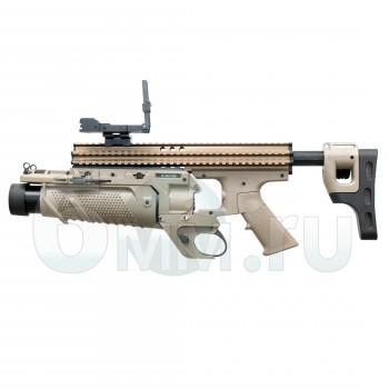 Страйкбольный гранатомет подствольный (CYMA) Seals MK13 MOD0 (H-03T) TAN