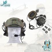 Наушники (Z-TAC) COMTAC II (FG) Z031 (Fast version)