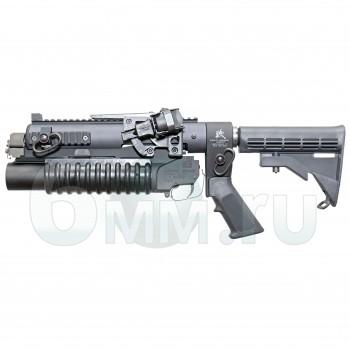 Страйкбольный гранатомет (G&P) Standalone Grenade Launcher (Carbine) GP340