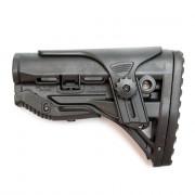 Приклад (Cyma) GL-Shock для АК/M4/AR-15 (HY183) (Black)