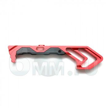 Ручка тактическая (M-lok&Keymod) ver.2 Red