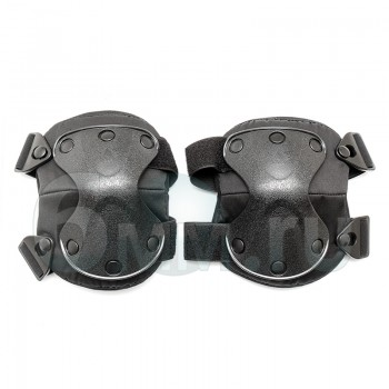 Наколенники type-Hatch X-SWAT (Black)