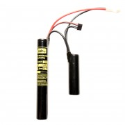 Аккумулятор PowerLabs 9.9V 1100mAh for CQB (Li-Fe)