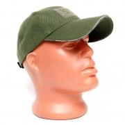 Кепка Baseball Cap 511 (Olive) с липучкой