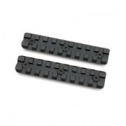 Планки на цевье (LCT) URX4 100 мм (Keymod) PK-307