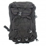 Рюкзак (1919) BackPack 030D (Black) 1000D Cordura