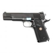 Страйкбольный пистолет (WE) COLT M.E.U. металл Black (GGB-0342TM)