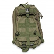 Рюкзак (1919) BackPack 030D (Olive) 1000D Cordura