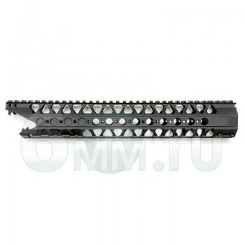 Цевье КИТ M4/M16 343mm (13.5inch) Black LVOA-V
