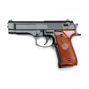 Страйкбольный пистолет (Galaxy)  G-22 Black Spring