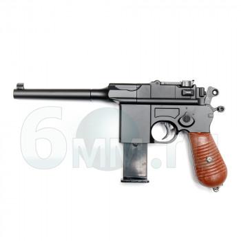 Страйкбольный пистолет (Galaxy)  G-12 Black Spring