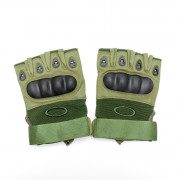 Перчатки Oakley Tactical Gloves Olive беспалые (M)
