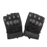 Перчатки Oakley Tactical Gloves Black беспалые (M)