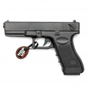 Страйкбольный пистолет (Cyma) CM030 GLOCK 18C AEP электр.