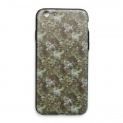 Чехол для IPhone 6/6S (Kryptek-Green MANDRAKE) силикон