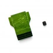 Кнопка затворной крышки на AK (RetroArms) CNC GREEN 6532