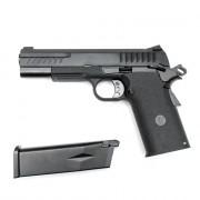 МАКЕТ страйкбольного пистолета (KJW) Hi-Capa металл KP-08 Black