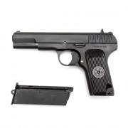 МАКЕТ страйкбольного пистолета (SRC) TT-33 в кейсе (Black)