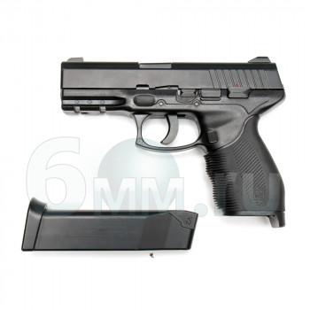 МАКЕТ страйкбольного пистолета (KWC) TAURUS PT24/7 Fixed slide CO2
