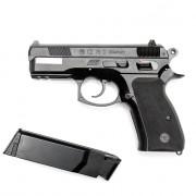 МАКЕТ страйкбольного пистолета (ASG) CZ-75D Compact (пластик)