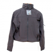 Куртка TS SoftShell (M) Black