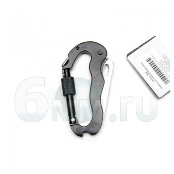 Карабин нож Tactical-PRO (BK) 3031A