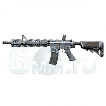 Страйкбольный автомат (BullGear Custom) VFC VR16 RIS II FSP (Kryptek Typhon)