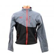 Куртка Under Armour SoftShell Fleece (XXL) Black/Grey