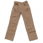 Брюки тактические (726) ARMYFANS Soft Shell Pants (L) TAN