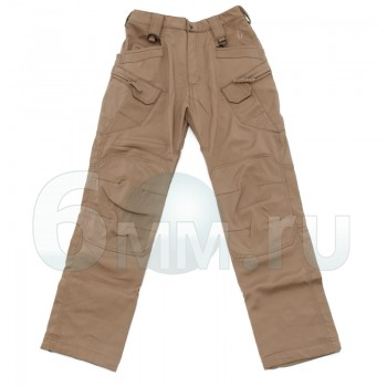 Брюки тактические (726) ARMYFANS Soft Shell Pants (XL) TAN