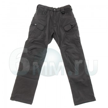 Брюки тактические (726) ARMYFANS Soft Shell Pants (XL) Black
