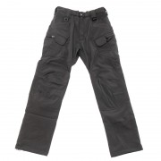 Брюки тактические (726) ARMYFANS Soft Shell Pants (M) Black