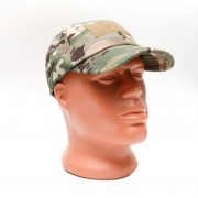Кепка Baseball Cap Tactical-PRO (Multicam) с липучкой